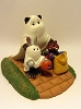 Tender Touches Halloween Trio Figurine (NB)