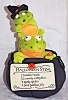 Halloween Plush Trembling Toads (No Tag)