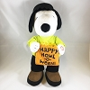 Happy Howl-O-Ween Snoopy Plush *Halloween No Tag