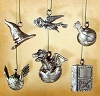 2000 Harry Potter Hogwarts Charms Pewter