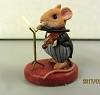 1987 Mini Memories Mouse with Violin