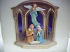 2006 Hallmark Light of the World 5-Pc NATIVITY SET *Tabletop (SDB)