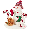 2017 Stockings Hung With Care Plush Snowman #14