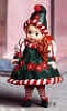 2000 Madame Alexander Santa's Little Helper *MM