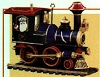 1991 Santa Special Train *Magic (SDB)
