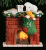 1991 Peanuts 1st Fireplace *Magic