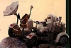 1999 Journeys Into Space 4th Lunar Rover Vehicle *Magic