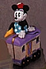 1998 Mickey Express Minnie's Luggage Car *MM Christmas