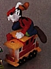 1998 Mickey Express Goofy's Caboose *MM Christmas