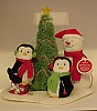 2006 Very Merry Trio Snowmen Plush #4