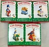 1998 Mickey Express Train Complete Set *MM Christmas