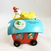 2000 Dr. Seuss Collection On a Train Figurine