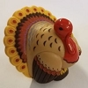 1983 Turkey Beige & Gold  *MM Thanksgiving