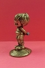 Little Gallery Pewter Figurine Betsey Clark Beau with Flower *Club RARE