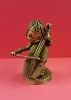 Little Gallery Pewter Figurine Betsey Clark With Cello
