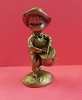 Little Gallery Pewter Figurine Joan Walsh Anglund Drummer Boy (NB)