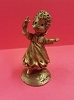 Little Gallery Pewter Figurine Mary Hamilton Reaching for Star (NB)