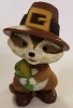 1981 Raccoon Pilgrim *MM Thanksgiving