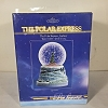 2004 Polar Express Journey-Snow Globe & Train MIB W Lumps of Glitter