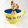 2000 Dr. Seuss Collection Pup in Cup Figurine