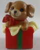 1984 Puppy in Gift *MM Christmas