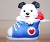 1991 Puppy in Sneaker *MM Valentine's