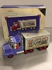 2003 Here Comes Santa 25th & Final Santa's Big Rig *Colorway RTW BLUE