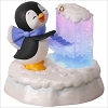 2017 Merry Music Makers Storyteller Penguin Playful Piano *Requires Keepsake Power Cord