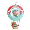 2018 Baby's First Christmas Hot Air Balloon Photo Holder