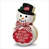 2018 The Gift of Family Snowman
