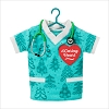2020 A Caring Heart Scrubs With Stethoscope
