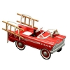 1995 1962 Murray Deluxe Fire Truck Tabletop Kiddie Car