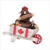 2020 Christmas in Canada Beaver in Wheelbarrow
