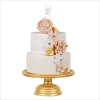 2020 A Slice of Love Porcelain Wedding Cake