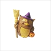 2016 Halloween Owl Witch *Merry Miniature * No Tag