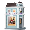 2017 Nostalgic Houses Keepsake Korners Hall Bro's Card Shop