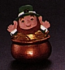 1995 Leprechaun With Pot of Gold *MM St. Pat's