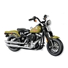 2010 Harley-Davidson 12th Motorcycle Milestones 2009 Softail Cross Bones