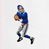 2010 Football Legends 16th Eli Manning
