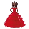 2018 Holiday Barbie 4th African American