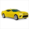 2016 Classic American Cars Complement Yellow Chevrolet Camaro