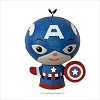 2018 Captain American *Wood Ornament