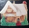 1995 Old English Village 8th Tudor House *Miniature