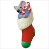 2017 A Creature Was Stirring 2nd Mouse in Stocking *Miniature