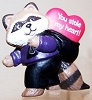 1991 Raccoon Thief *MM Valentine's