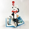 2000 Dr. Seuss Collection Rainy Day Games Cat in the Hat Figurine