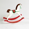 1985 Rocking Horse Dated 1985 *MM Christmas