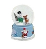 2006 Rudolph and Friends Snow Globe Table Topper