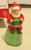 2017 Sweet Little Santa *Miniature *Local Club Green Gumdrop