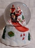 2006 A Christmas Story You'll Shoot Yer Eye Out Kid Snow Globe Table Topper
